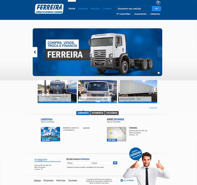 webdesign-website-ferreira-caminhoes