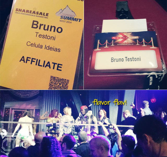 Bruno no Affiliate Summit + Clickbank Exchange